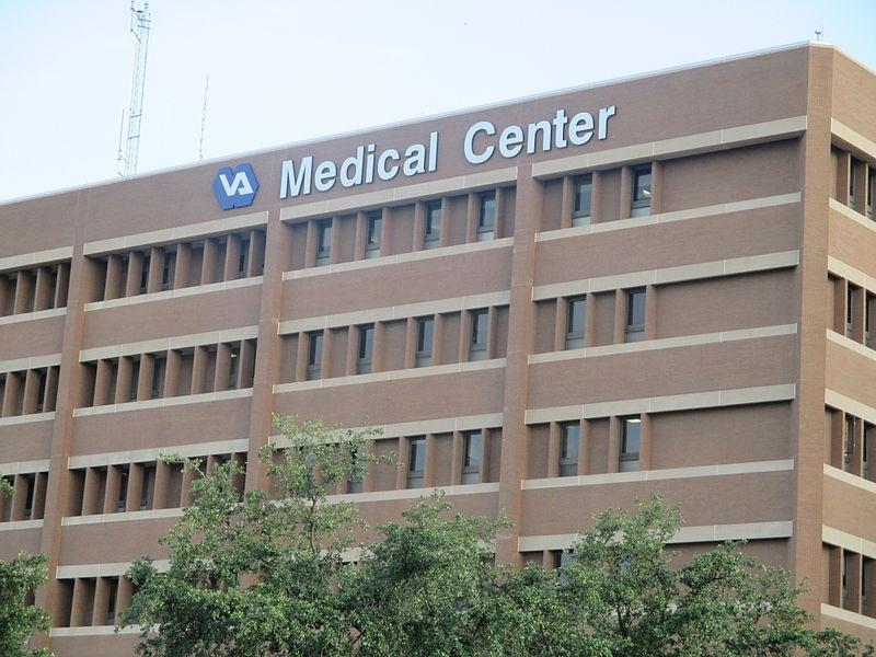 Audie L. Murphy Veterans Administration Hospital in San Antonio, TX / Wikimedia Commons