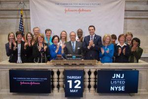 NYSE JJ Podium Group 1