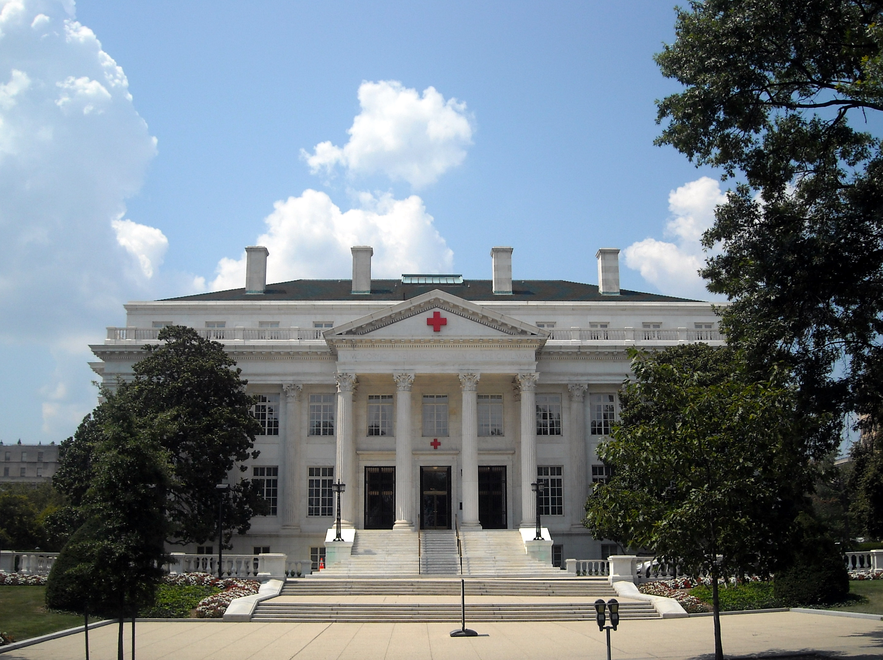 American Red Cross National Headquarters, Washington, DC